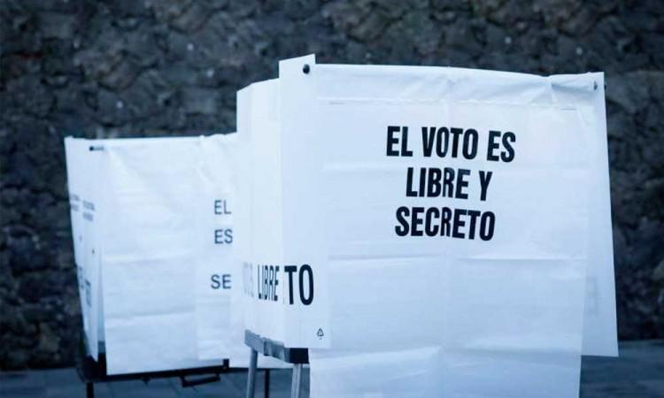 """Pide Barbosa a gobiernos municipales no utilizar recursos públicos para campañas, """"es un delito"""""""