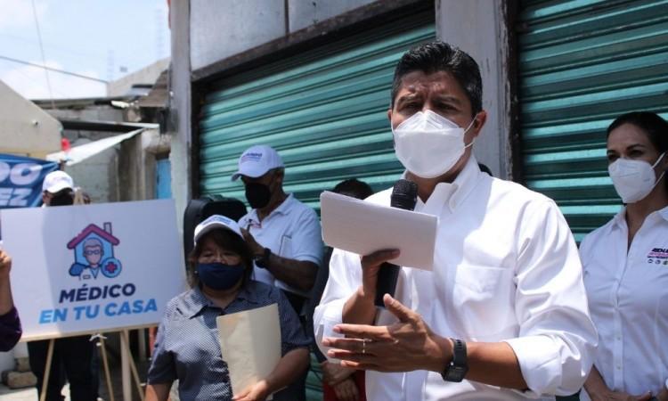 Preocupa inseguridad en campañas políticas: Eduardo Rivera, tras secuestro de candidato