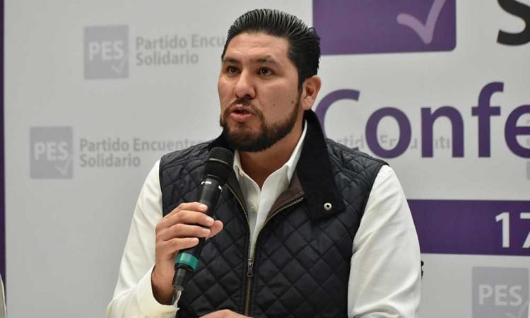 Asegura Francisco Ramos Montaño que sus candidatos no declinarán por nadie