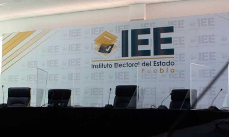 En esta semana definirá IEE realizar o no un debate entre candidatos a la alcaldía de Puebla