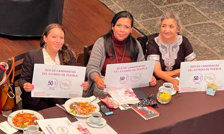 Acusa Red de Candidatas de Puebla falta de atención del IEE en materia de violencia política de género