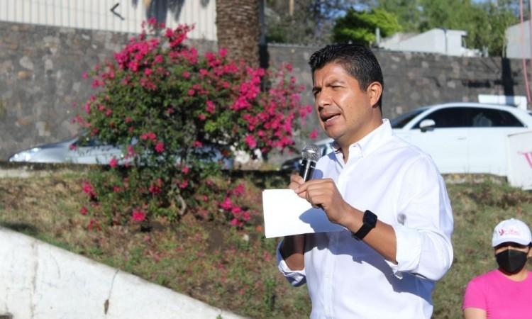 Buscaría Eduardo Rivera coordinación con Barbosa, pero no sumisión, advierte