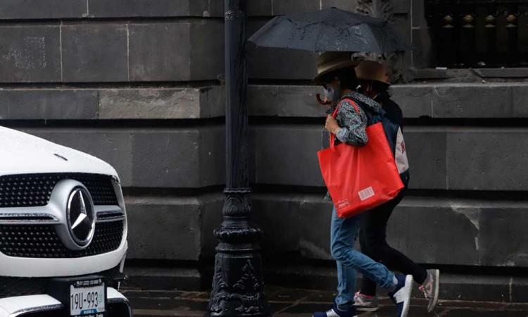 Lluvias de temporada comienzan a hacer estragos en la entidad poblana