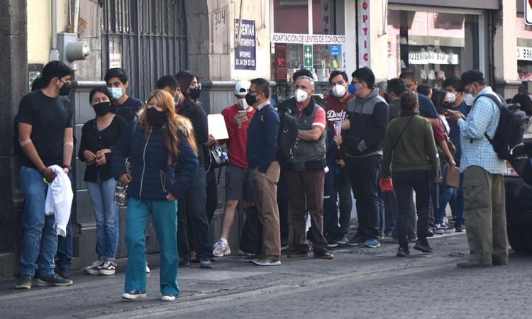 Aumenta flujo de visitantes en la zona del centro histórico en el primer fin de semana de semáforo amarillo