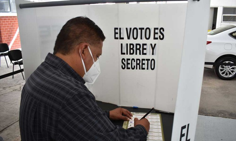 Acumula INE en Puebla 24 denuncias por actos anticipados de precampañas
