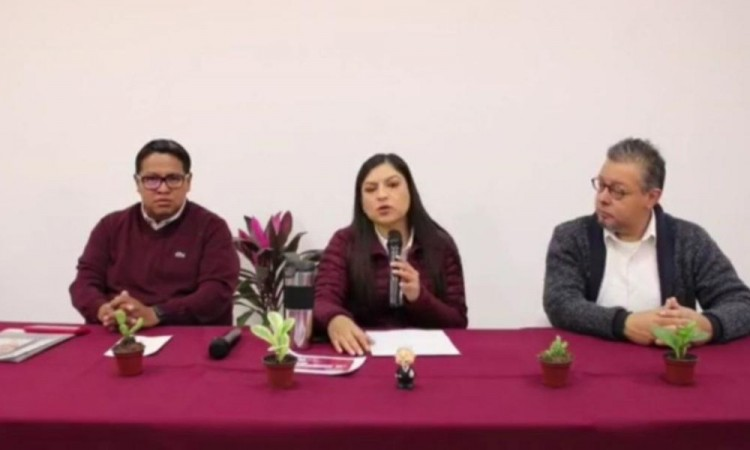 Propone Claudia Rivera más alumbrado público con energías limpias