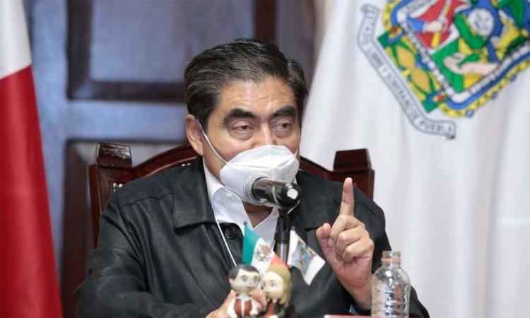 Barbosa critica la repetición de las candidaturas plurinominales de Morena
