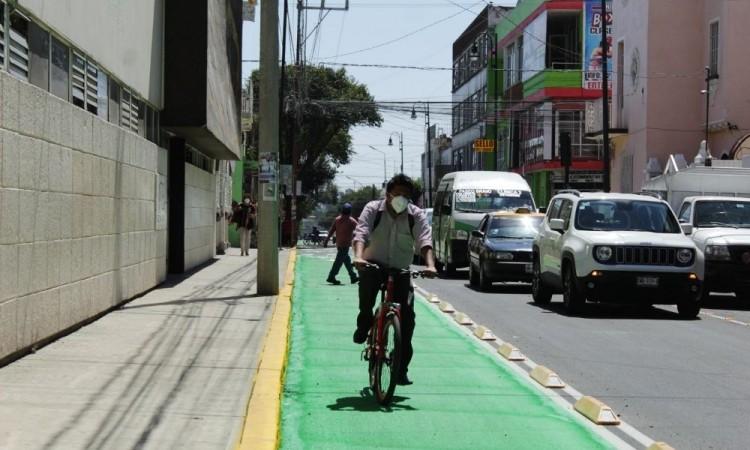 ¿Las ciclovías en Puebla, deberían retirarse?