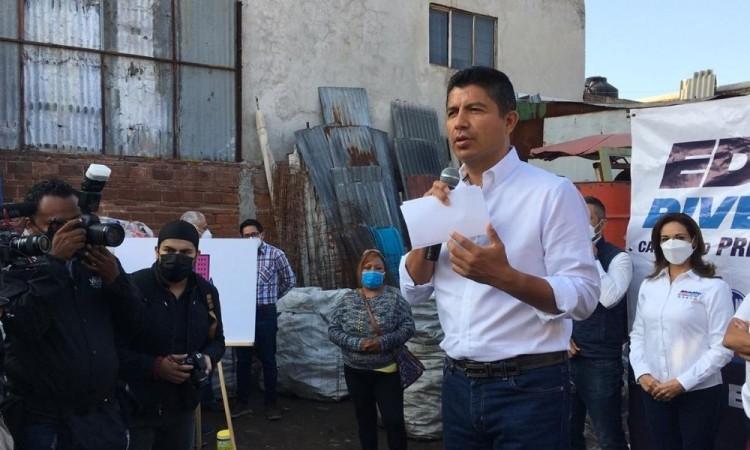 Voto parejo para VaPorPuebla y VaPorMéxico, pide Eduardo Rivera