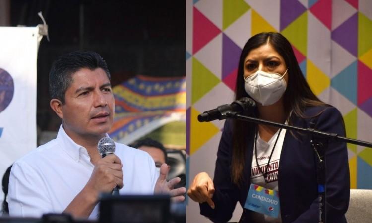 Piden candidatos imparcialidad en el vitual debate del IEE entre aspirantes a la alcaldía de Puebla