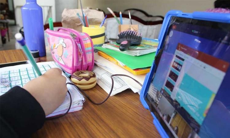 Docentes en Puebla extrañan regresar a clases presenciales