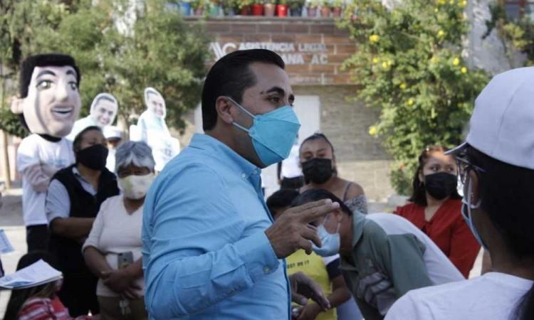 Fabio Núñez, candidato del Distrito 19 apuesta a legislar por más seguridad