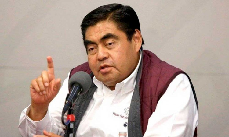 Asegura Barbosa que en Puebla no se ha presentado ningún caso de violencia contra ningún candidato