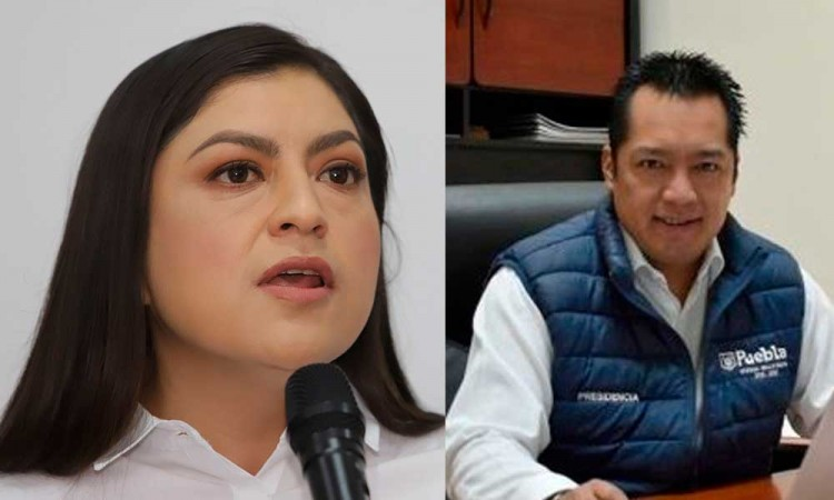 Cada quien debe responder por sus actos, indica Claudia Rivera sobre García Viveros