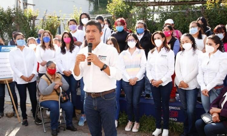 """""""Estoy listo"""" para el debate, dice Eduardo Rivera; pide evitar guerra sucia"""