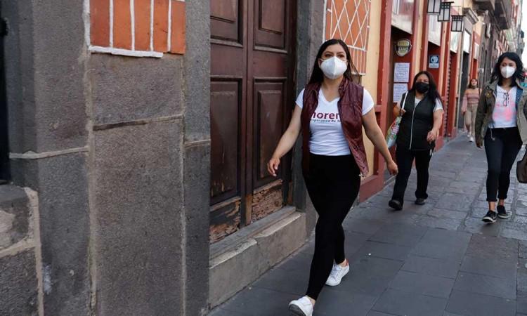 Se queda en intención y no procederá revocación de mandato de Claudia Rivera, informa Comisión de Gobernación