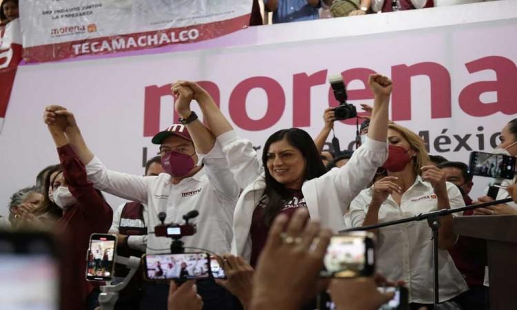 Siete de cada 10 poblanos votarán por Morena, estima Mario Delgado