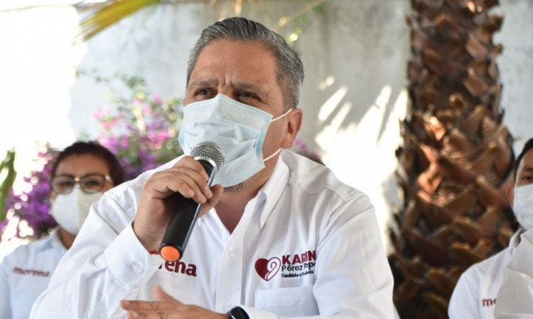 Activar protocolo de seguridad, pide Morena al IEE ante ataques a sus candidatos