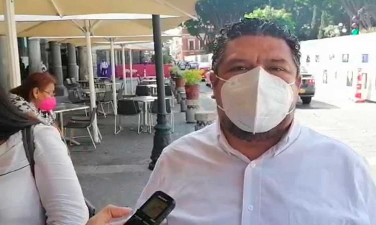 Andrés Cerón se suma a la propuesta de Eduardo Rivera Pérez, pero dice que sigue siendo lopezobradorista