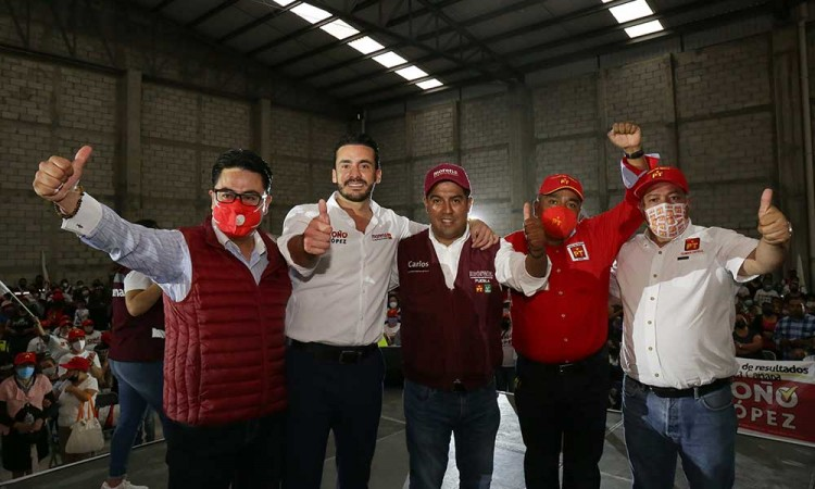 Cierra campaña Toño Lopez, candidato a diputado local del Distrito 20 por la alianza Morena-PT