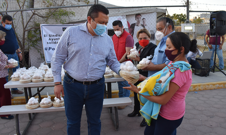 Encabeza Gonzalo Juárez acciones que generan cambios