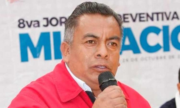 No hay posibilidad legal de cambiar a Porfirio Lima, candidato del Verde en Acajete sentenció el IEE