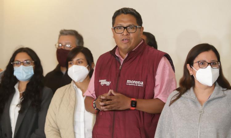 Evita Claudia Rivera aceptar que perdió la elección y esperará resultados del IEE