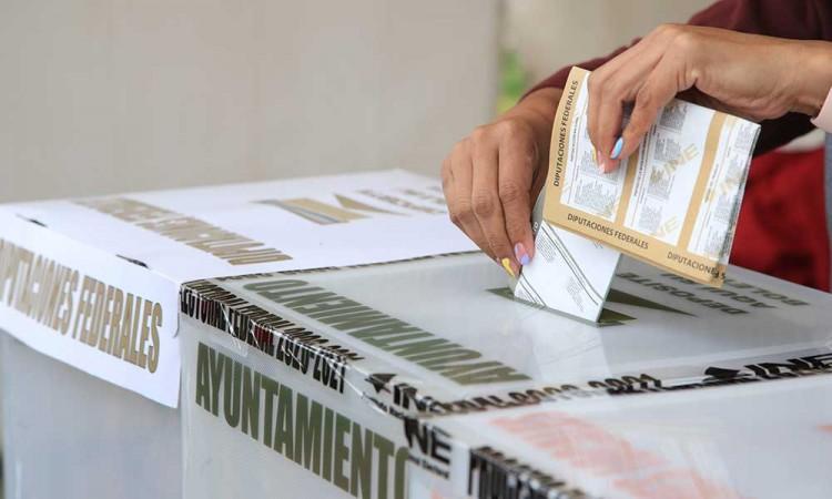 Reporta el INE participación de más del 55 por ciento de la ciudadanía en Puebla durante la elección