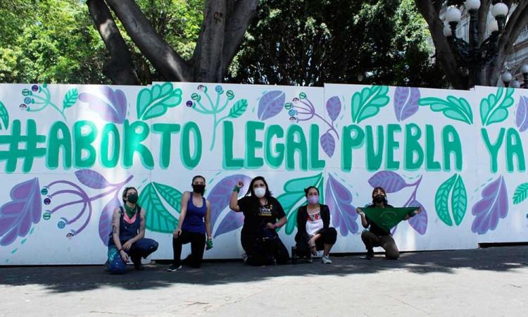 Aborto legal en Puebla, así fueron las conclusiones del Parlamento Abierto