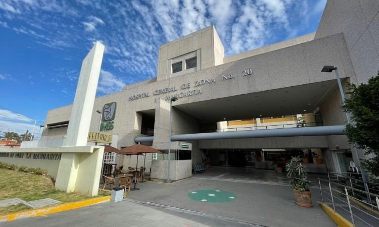 Reactivó IMSS Puebla programa de donación de órganos y tejidos con fines de trasplante