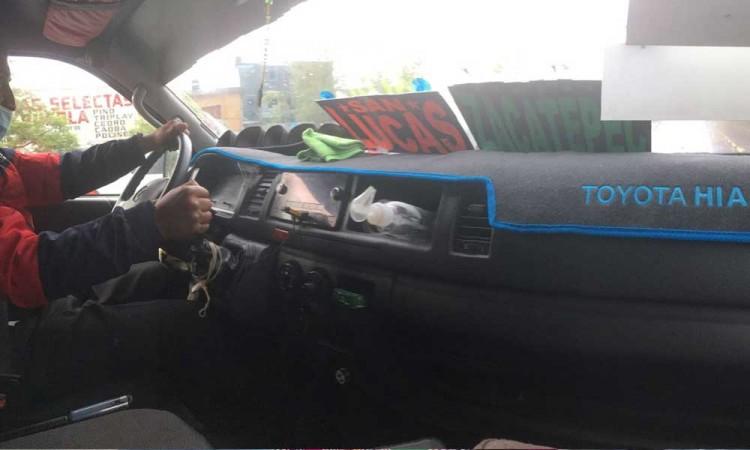Ruta 25 Zacatepec tiene prohibido promocionar el socavón