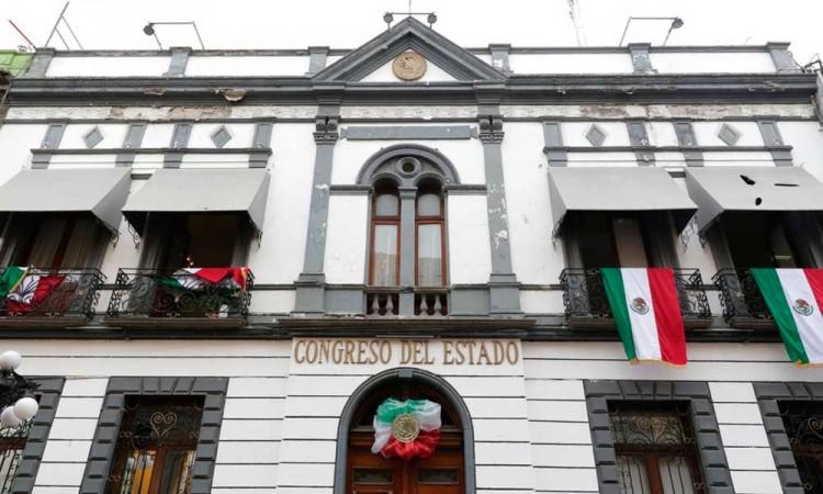 Tras perder, regresan diputados al Congreso local de Puebla