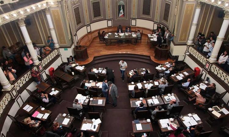 Congreso local de Puebla realiza conferencias sobre sus cambios legislativos ante la llegada de la pandemia