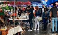 Aumenta el flujo de visitantes en diversas zonas turísticas del Centro Histórico de Puebla