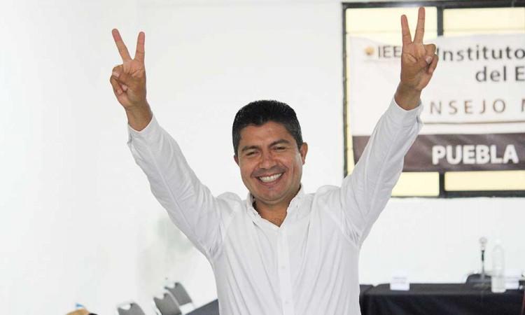 Listo el Cabildo de Puebla de Eduardo Rivera, habrá seis regidores de izquierda