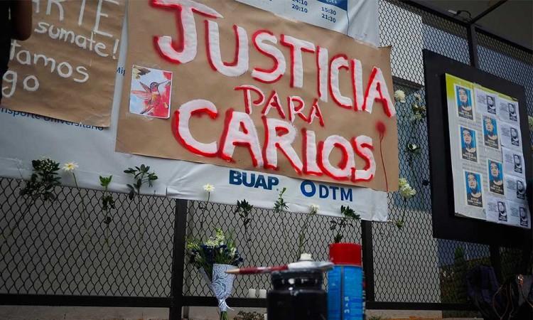 Asegura Barbosa que realizarán investigaciones ante la muerte de Juan Carlos Portillo a manos de la policía de Xoxtla