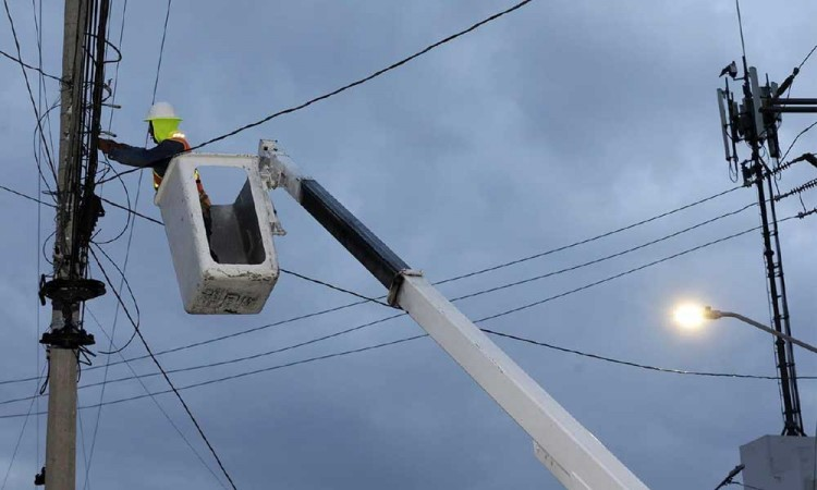 Con modernización del alumbrado público, Ayuntamiento de Puebla ahorra energía eléctrica