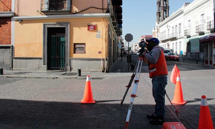 Reportan actividades de Infraestructura y Servicios Públicos en diferentes zonas de la ciudad de Puebla