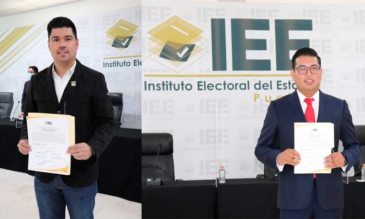 De dirigentes de partidos a diputados en el Congreso local de Puebla