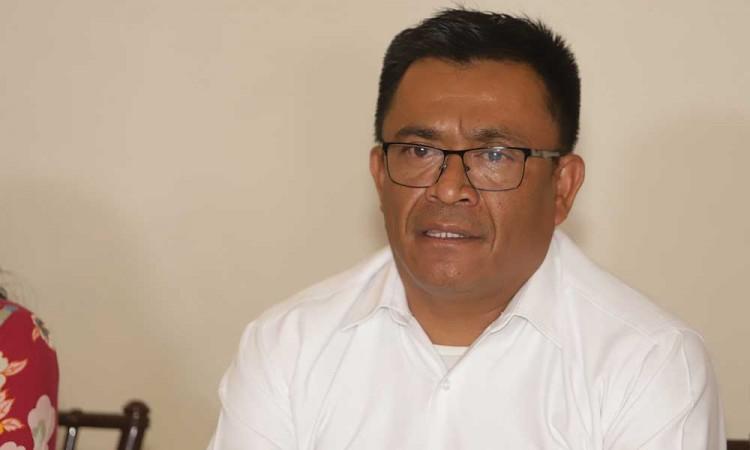 Renovación de dirigencia de Morena en Puebla, en manos del Comité Ejecutivo Nacional: Edgar Garmendia