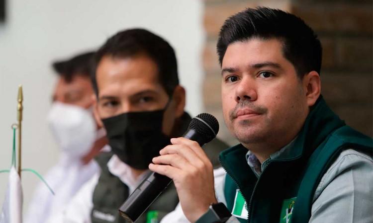 """""""Dobleteará"""" labor Jimmy Natale, será líder del Verde y diputado plurinominal"""