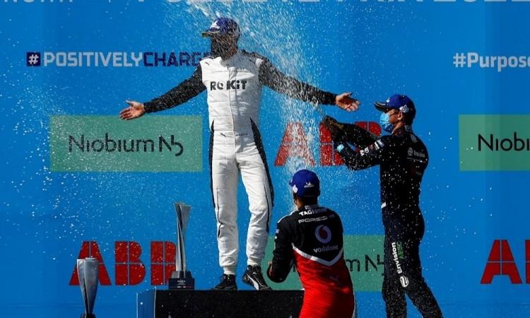 Edoardo Mortara gana la segunda carrera del E-Prix de Puebla
