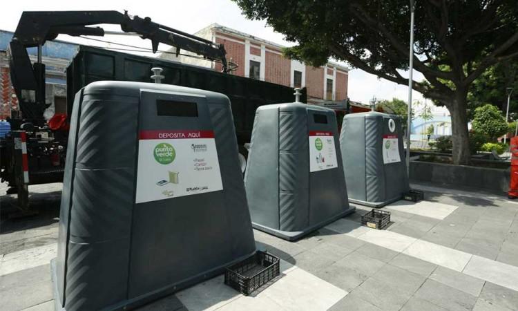 Reconocen al Ayuntamiento de Puebla por crear infraestructura para gestión de residuos
