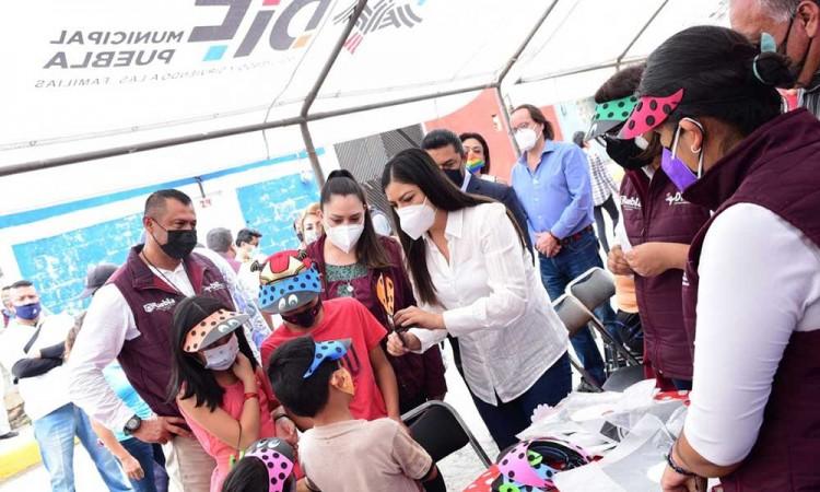 Ayuntamiento de Puebla invierte más de 1 MDP en el bienestar de las familias poblanas