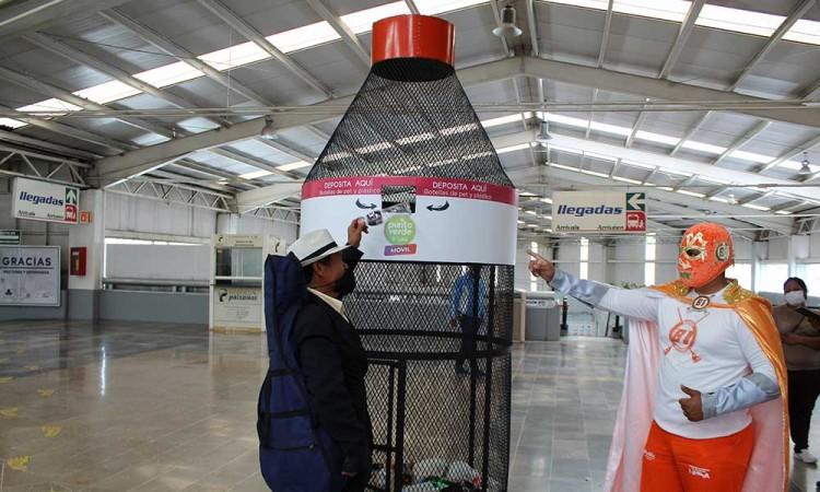Ayuntamiento instala contenedores y oferta pláticas educativas para correcta separación de residuos