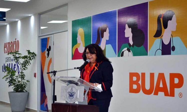 A un año de su creación, la DIIGE avanza en prevención de la violencia de género y la discriminación en la BUAP