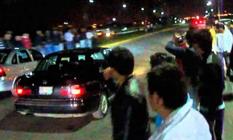 Sin licencia 10 años a quien participe en arrancones en Puebla, aprueba el Congreso