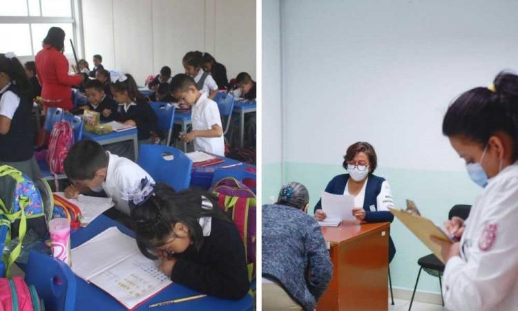 En 30 años, Puebla sigue sin resolver rezago educativo y salud