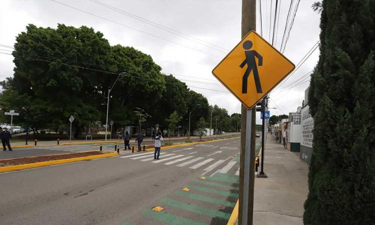 Ayuntamiento de Puebla entrega rehabilitación de la avenida Xonaca