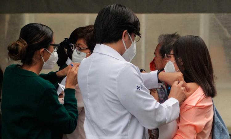 Durante las jornadas de vacunación se han inmunizado a 285 mil poblanos